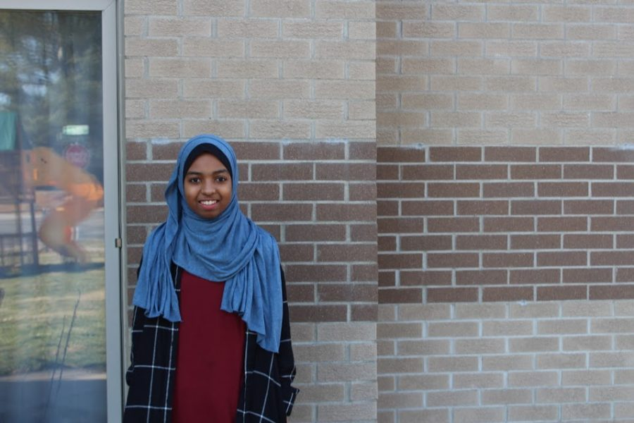 Haifa Mohamed shares her thoughts on feminism.