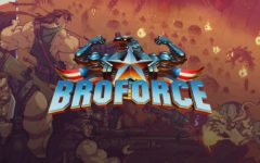 Broforce – A fun spoof on 80's – 90's action cinema